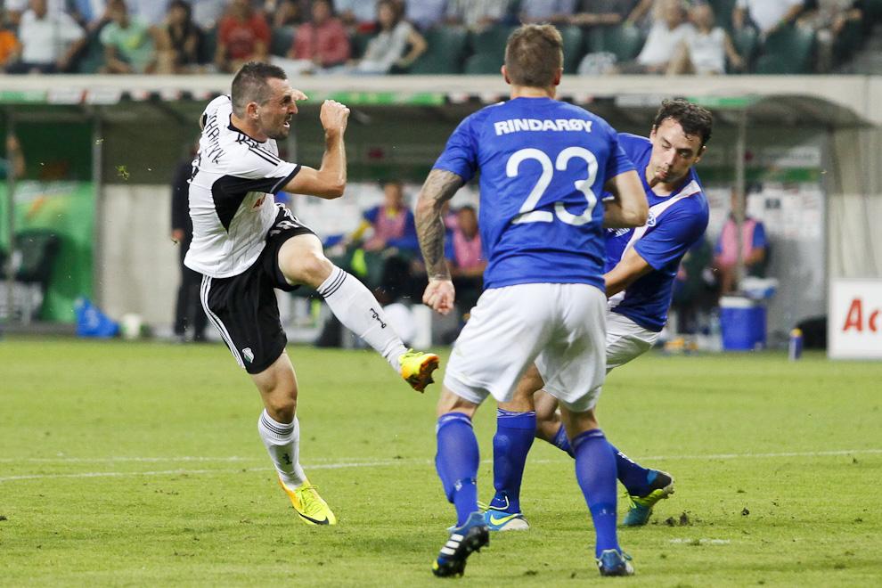 Legia Warszawa 0-0 Molde FK - fot. Piotr Galas (wiadomosci24.pl) (zdjęcie 54 z 66)