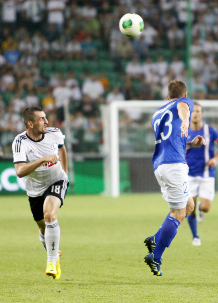 Legia Warszawa 0-0 Molde FK - fot. Piotr Galas (wiadomosci24.pl) (zdjęcie 55 z 66)