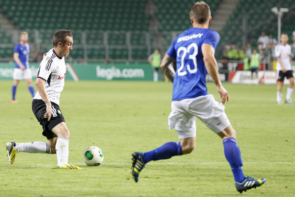 Legia Warszawa 0-0 Molde FK - fot. Piotr Galas (wiadomosci24.pl) (zdjęcie 56 z 66)