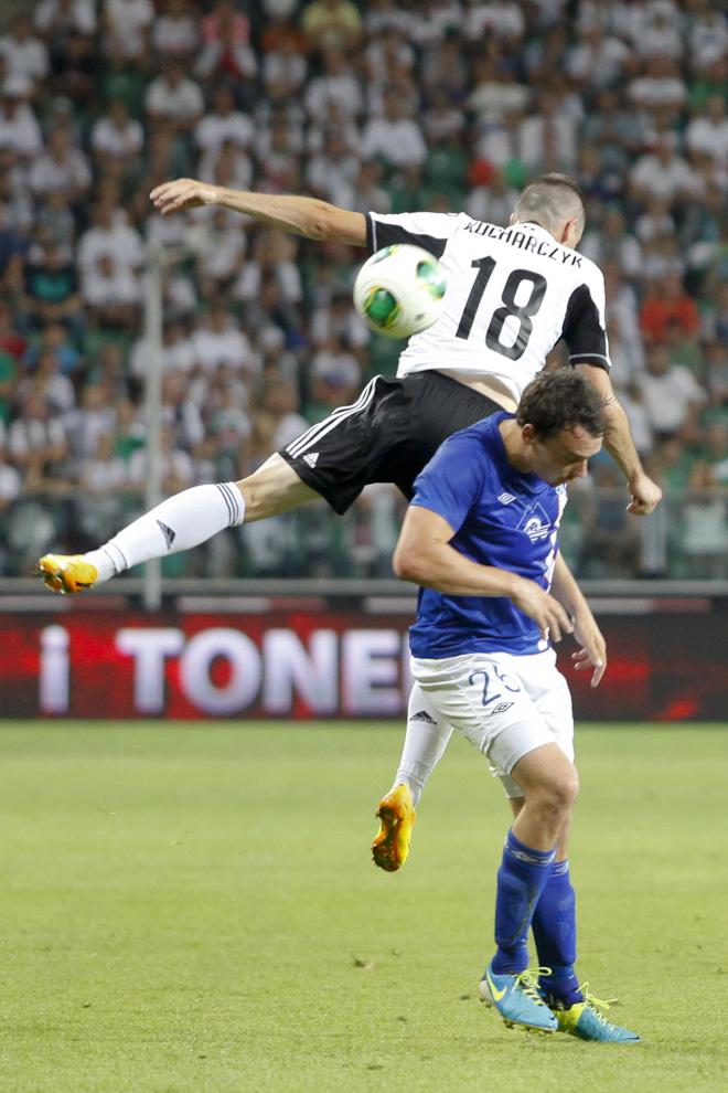 Legia Warszawa 0-0 Molde FK - fot. Piotr Galas (wiadomosci24.pl) (zdjęcie 57 z 66)