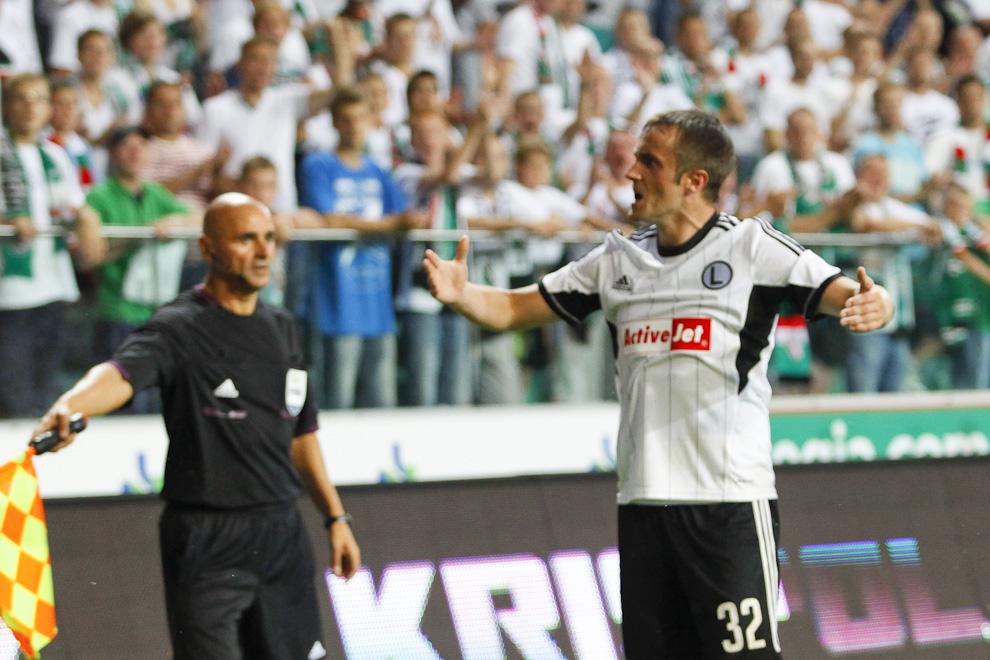 Legia Warszawa 0-0 Molde FK - fot. Piotr Galas (wiadomosci24.pl) (zdjęcie 58 z 66)