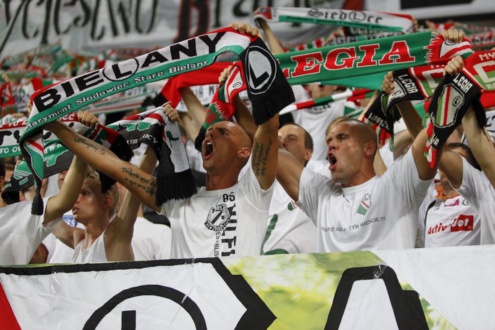 Legia Warszawa 0-0 Molde FK - fot. Piotr Galas (wiadomosci24.pl) (zdjęcie 6 z 66)