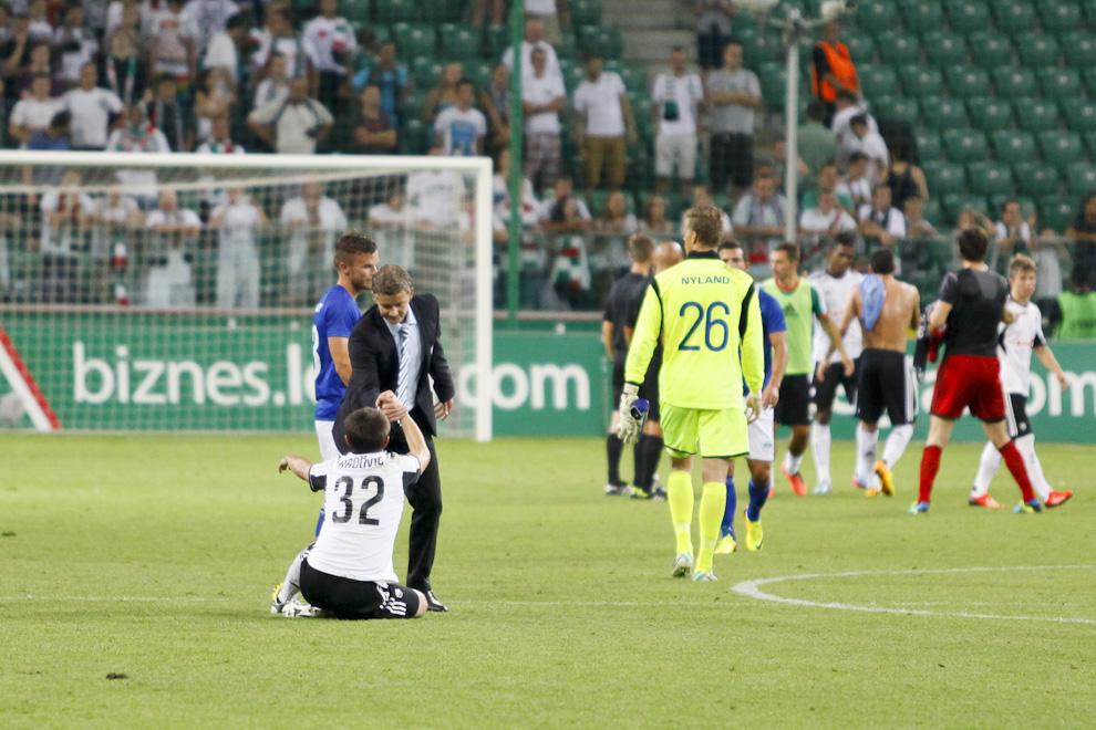 Legia Warszawa 0-0 Molde FK - fot. Piotr Galas (wiadomosci24.pl) (zdjęcie 61 z 66)