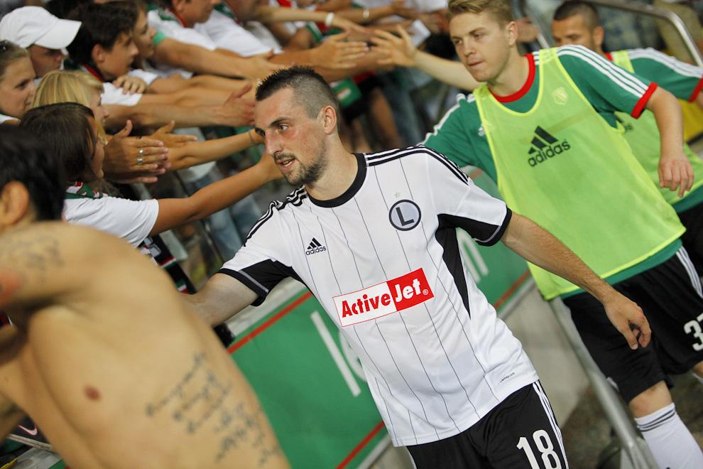 Legia Warszawa 0-0 Molde FK - fot. Piotr Galas (wiadomosci24.pl) (zdjęcie 65 z 66)
