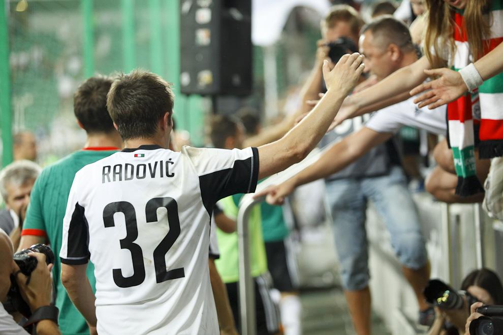 Legia Warszawa 0-0 Molde FK - fot. Piotr Galas (wiadomosci24.pl) (zdjęcie 66 z 66)