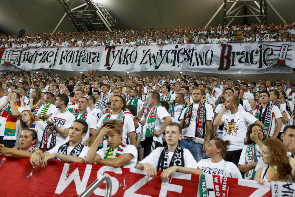 Legia Warszawa 0-0 Molde FK - fot. Piotr Galas (wiadomosci24.pl) (zdjęcie 7 z 66)