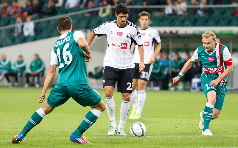 Legia Warszawa 2-1 Śląsk Wrocław - fot. Piotr Galas/wiadomosci24.pl (zdjęcie 10 z 73)