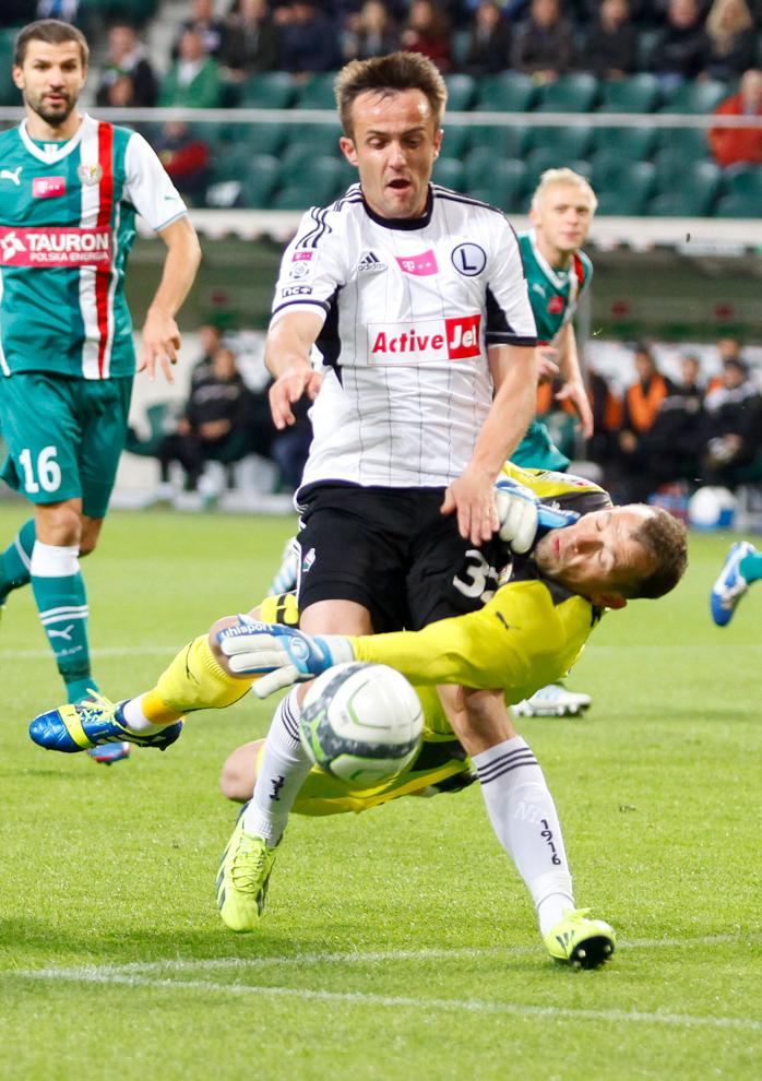 Legia Warszawa 2-1 Śląsk Wrocław - fot. Piotr Galas/wiadomosci24.pl (zdjęcie 12 z 73)