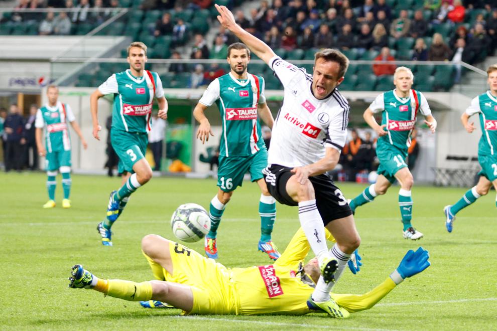 Legia Warszawa 2-1 Śląsk Wrocław - fot. Piotr Galas/wiadomosci24.pl (zdjęcie 13 z 73)