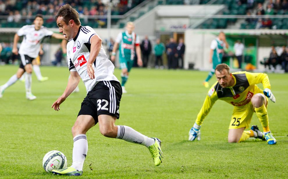 Legia Warszawa 2-1 Śląsk Wrocław - fot. Piotr Galas/wiadomosci24.pl (zdjęcie 14 z 73)