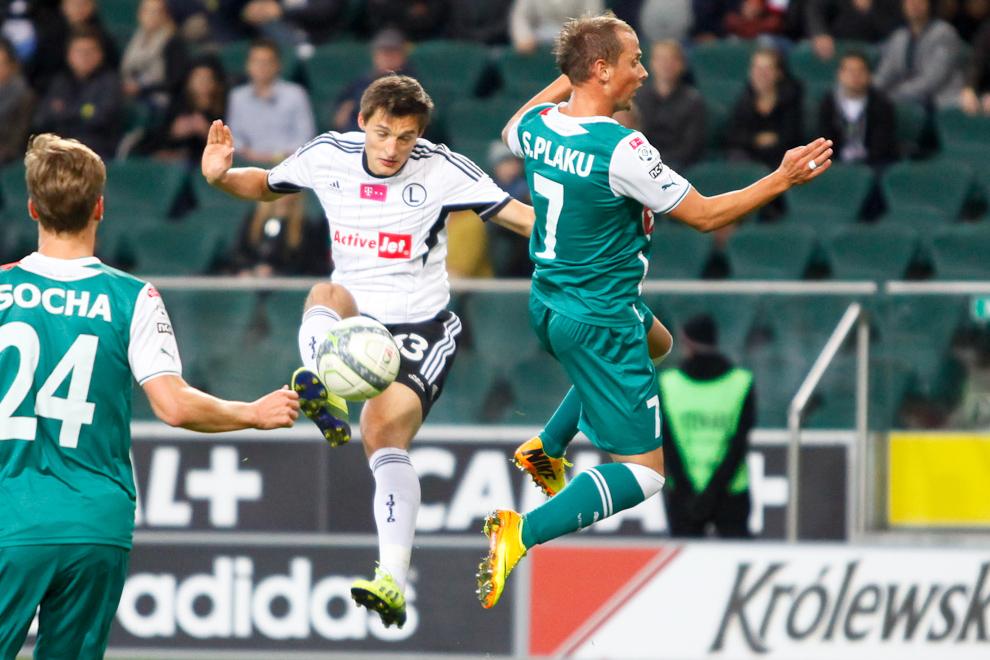 Legia Warszawa 2-1 Śląsk Wrocław - fot. Piotr Galas/wiadomosci24.pl (zdjęcie 15 z 73)