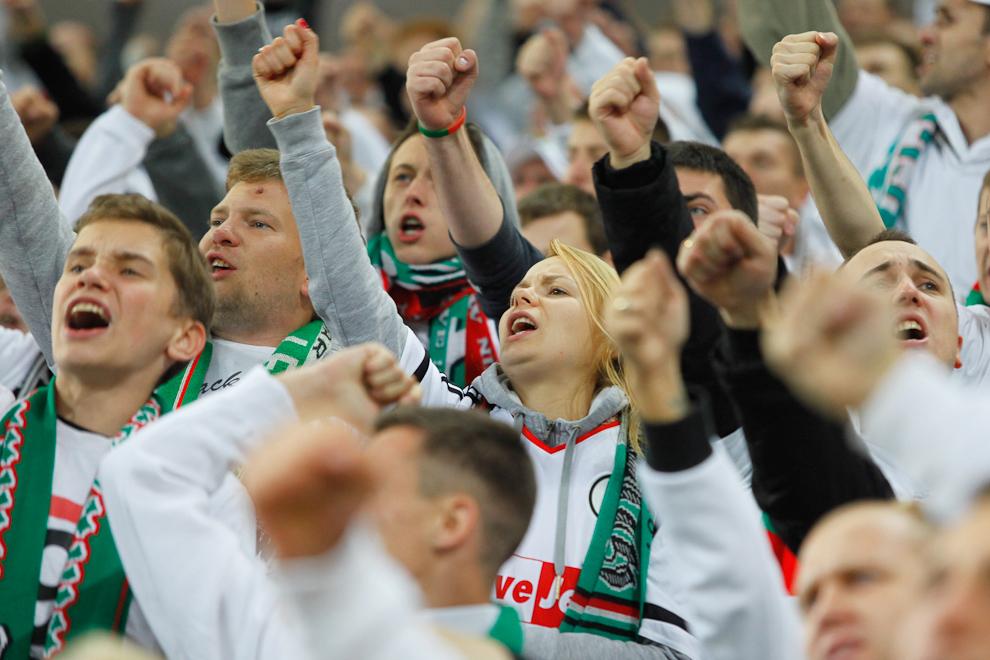 Legia Warszawa 2-1 Śląsk Wrocław - fot. Piotr Galas/wiadomosci24.pl (zdjęcie 17 z 73)