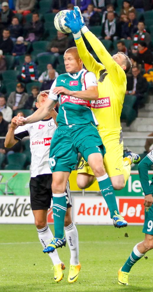 Legia Warszawa 2-1 Śląsk Wrocław - fot. Piotr Galas/wiadomosci24.pl (zdjęcie 18 z 73)