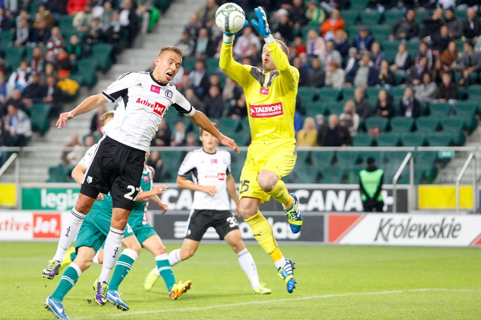 Legia Warszawa 2-1 Śląsk Wrocław - fot. Piotr Galas/wiadomosci24.pl (zdjęcie 19 z 73)