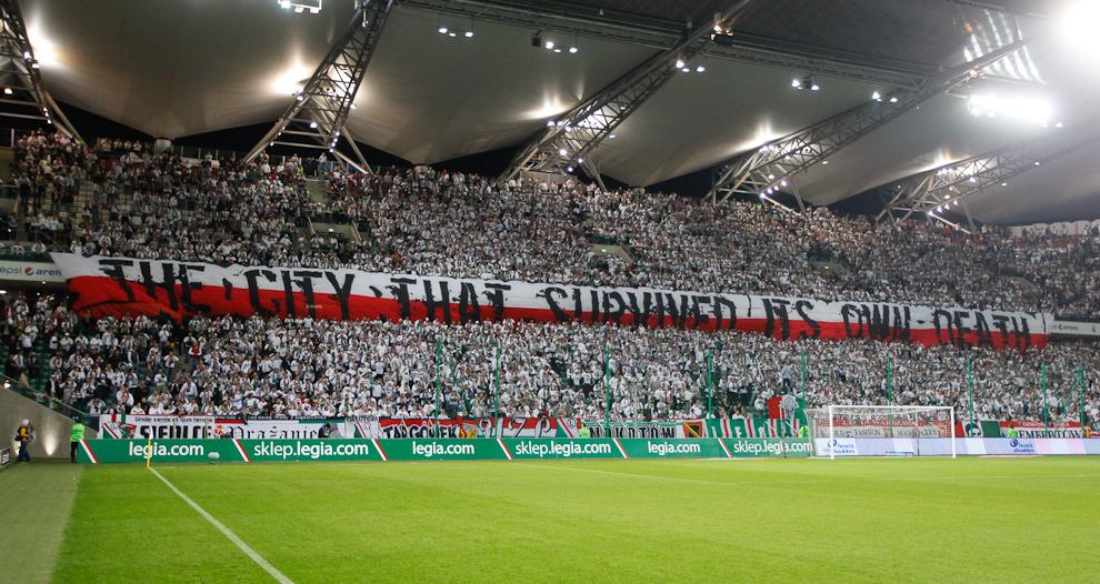 Legia Warszawa 2-1 Śląsk Wrocław - fot. Piotr Galas/wiadomosci24.pl (zdjęcie 2 z 73)