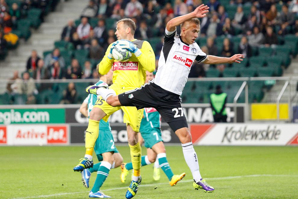 Legia Warszawa 2-1 Śląsk Wrocław - fot. Piotr Galas/wiadomosci24.pl (zdjęcie 20 z 73)