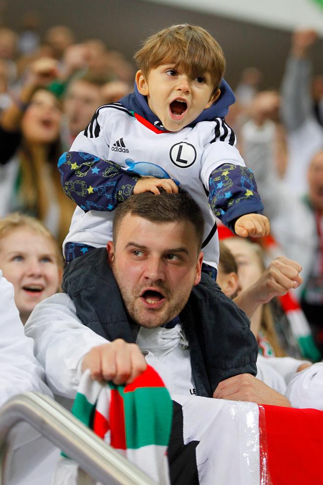 Legia Warszawa 2-1 Śląsk Wrocław - fot. Piotr Galas/wiadomosci24.pl (zdjęcie 21 z 73)