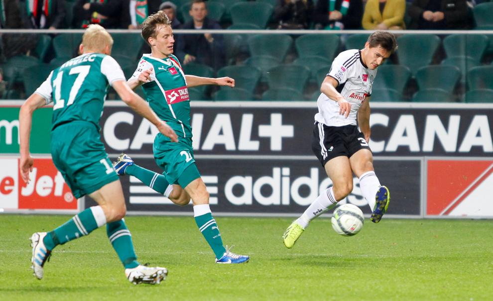 Legia Warszawa 2-1 Śląsk Wrocław - fot. Piotr Galas/wiadomosci24.pl (zdjęcie 24 z 73)