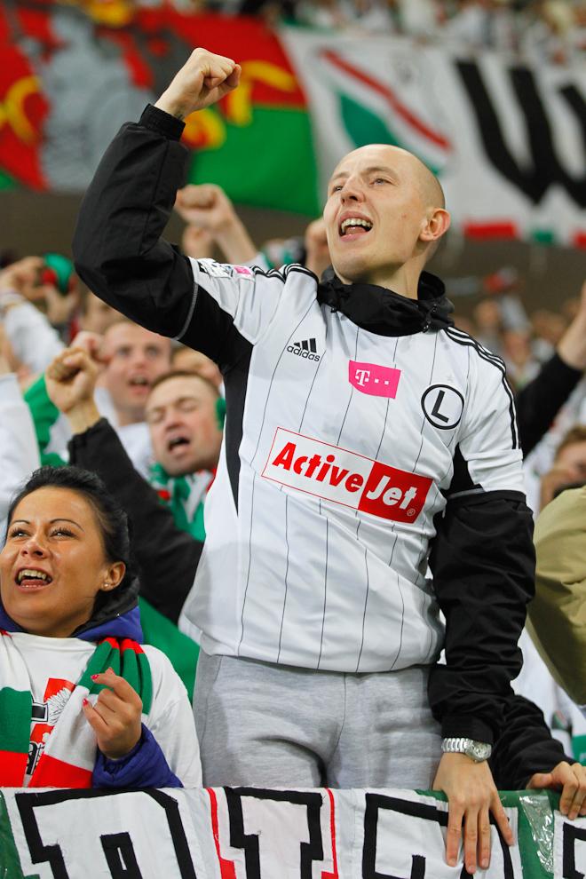Legia Warszawa 2-1 Śląsk Wrocław - fot. Piotr Galas/wiadomosci24.pl (zdjęcie 27 z 73)