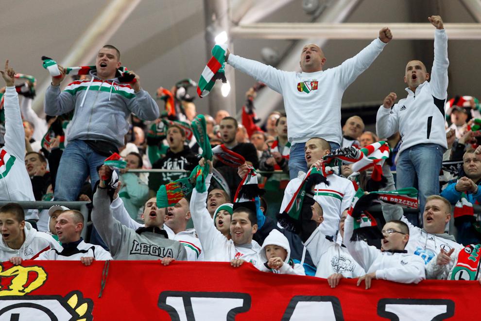 Legia Warszawa 2-1 Śląsk Wrocław - fot. Piotr Galas/wiadomosci24.pl (zdjęcie 29 z 73)