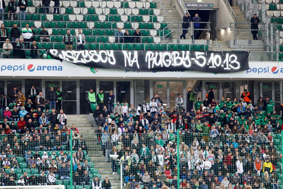 Legia Warszawa 2-1 Śląsk Wrocław - fot. Piotr Galas/wiadomosci24.pl (zdjęcie 30 z 73)