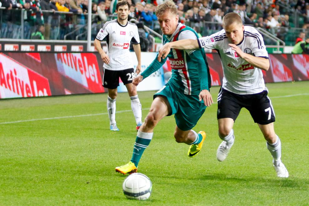Legia Warszawa 2-1 Śląsk Wrocław - fot. Piotr Galas/wiadomosci24.pl (zdjęcie 31 z 73)