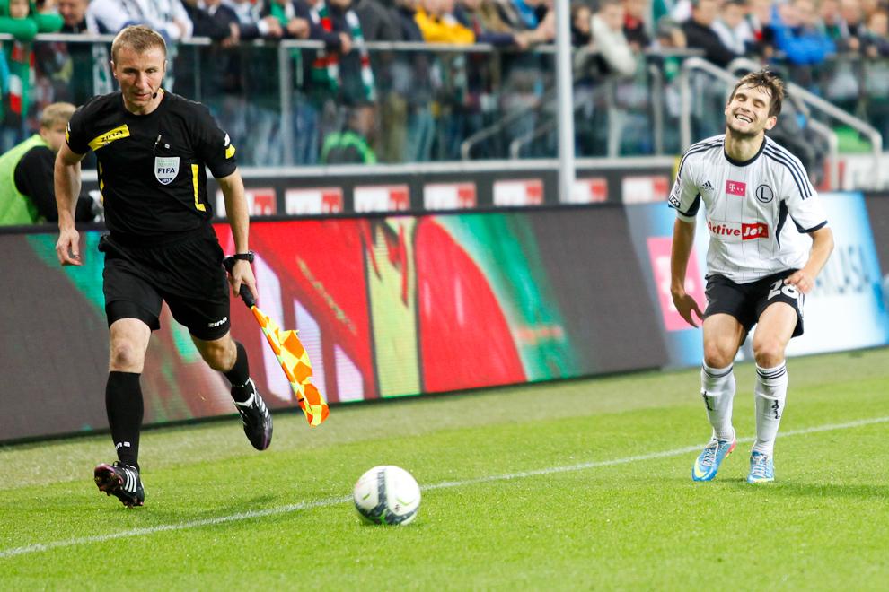 Legia Warszawa 2-1 Śląsk Wrocław - fot. Piotr Galas/wiadomosci24.pl (zdjęcie 32 z 73)
