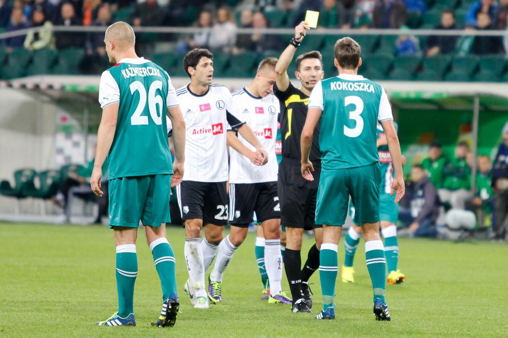 Legia Warszawa 2-1 Śląsk Wrocław - fot. Piotr Galas/wiadomosci24.pl (zdjęcie 33 z 73)