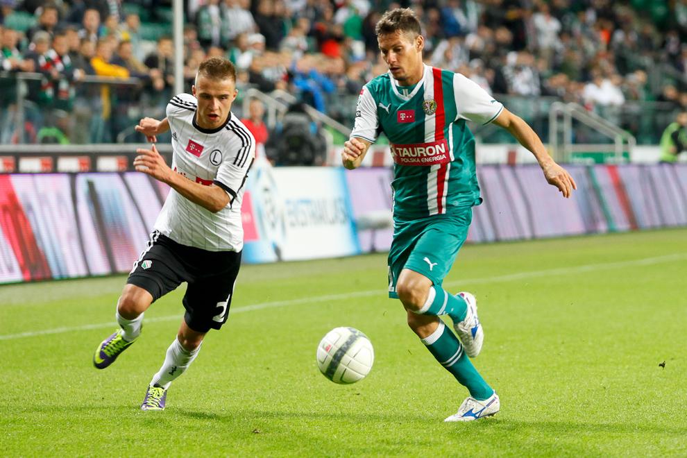 Legia Warszawa 2-1 Śląsk Wrocław - fot. Piotr Galas/wiadomosci24.pl (zdjęcie 35 z 73)