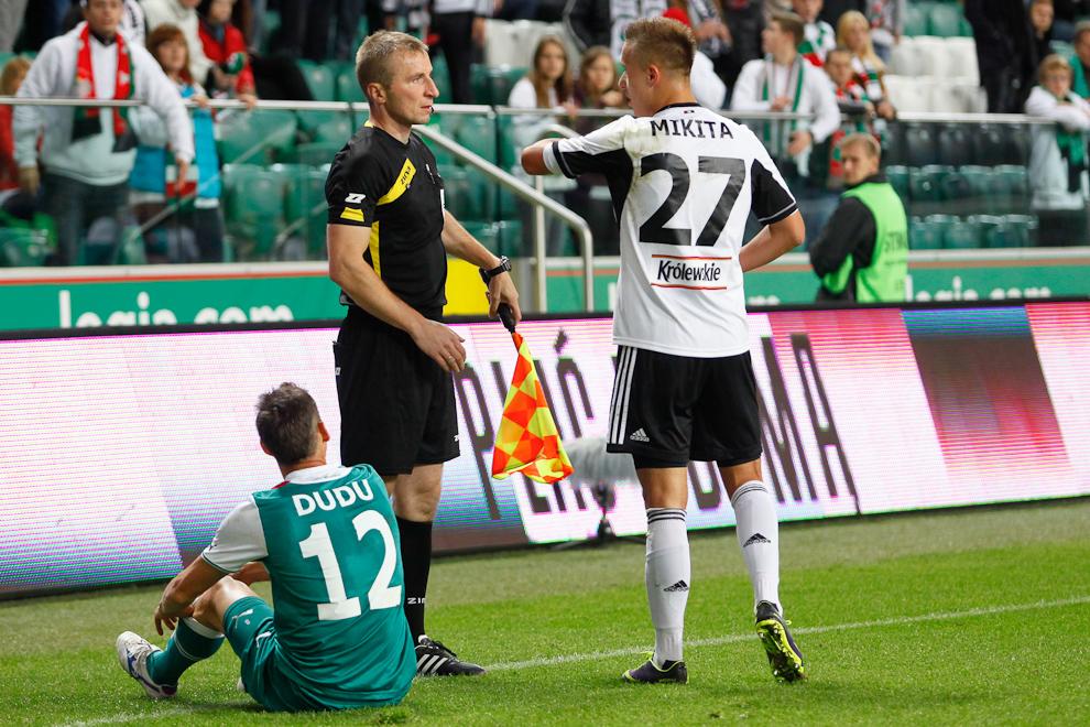 Legia Warszawa 2-1 Śląsk Wrocław - fot. Piotr Galas/wiadomosci24.pl (zdjęcie 36 z 73)