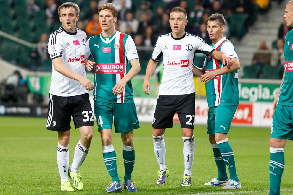Legia Warszawa 2-1 Śląsk Wrocław - fot. Piotr Galas/wiadomosci24.pl (zdjęcie 39 z 73)