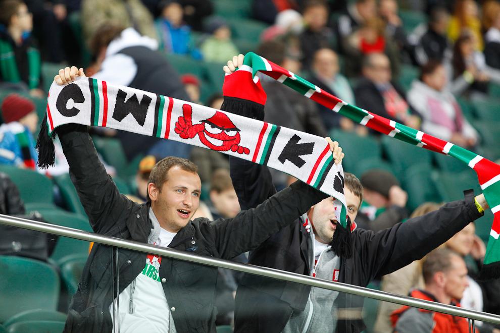 Legia Warszawa 2-1 Śląsk Wrocław - fot. Piotr Galas/wiadomosci24.pl (zdjęcie 4 z 73)