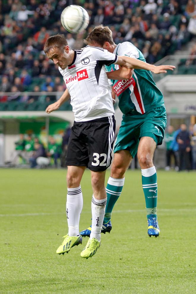 Legia Warszawa 2-1 Śląsk Wrocław - fot. Piotr Galas/wiadomosci24.pl (zdjęcie 40 z 73)