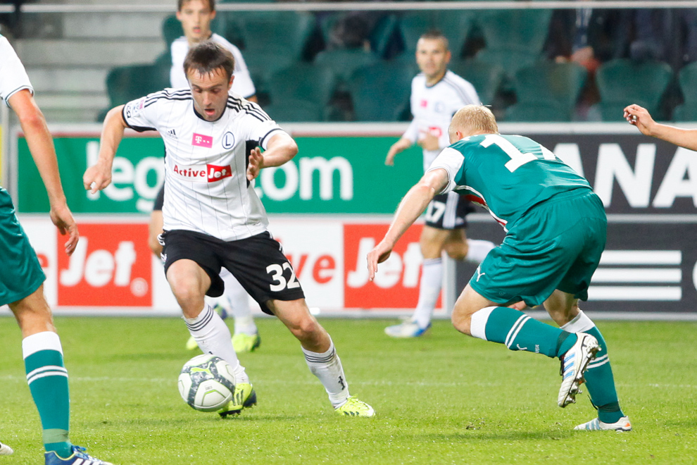 Legia Warszawa 2-1 Śląsk Wrocław - fot. Piotr Galas/wiadomosci24.pl (zdjęcie 43 z 73)