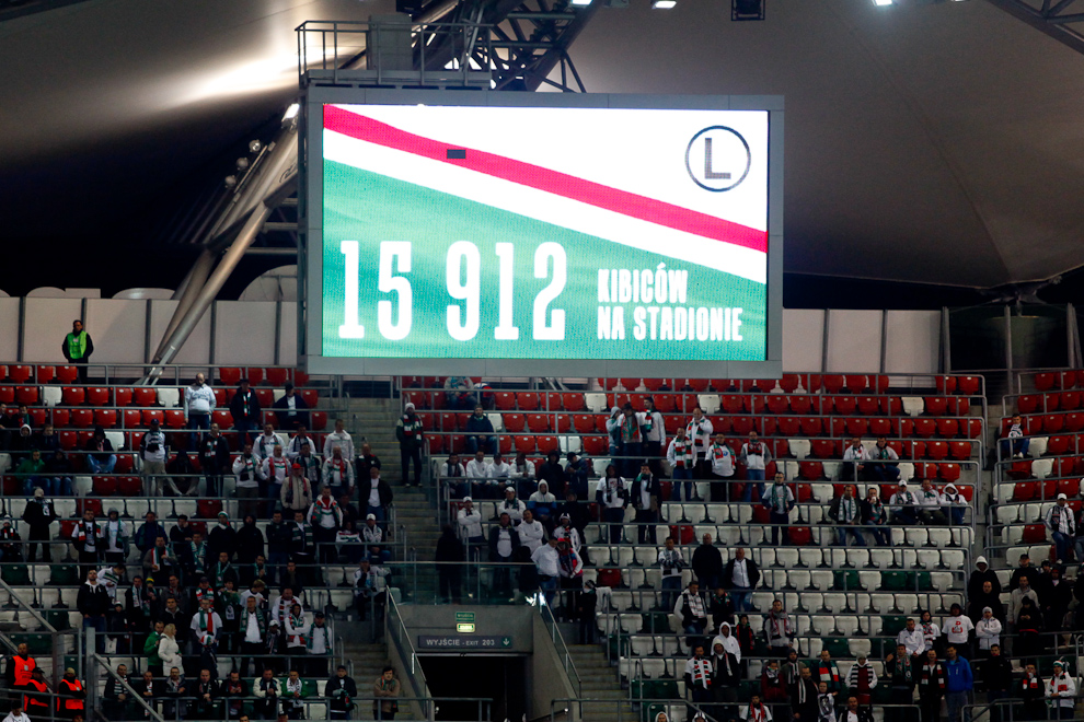 Legia Warszawa 2-1 Śląsk Wrocław - fot. Piotr Galas/wiadomosci24.pl (zdjęcie 45 z 73)