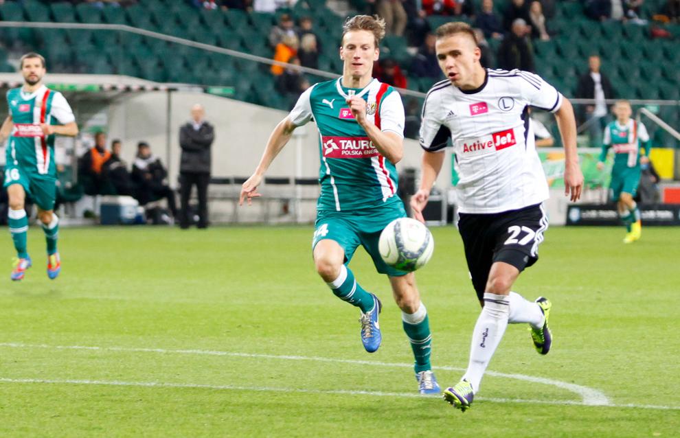 Legia Warszawa 2-1 Śląsk Wrocław - fot. Piotr Galas/wiadomosci24.pl (zdjęcie 46 z 73)