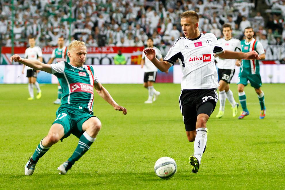 Legia Warszawa 2-1 Śląsk Wrocław - fot. Piotr Galas/wiadomosci24.pl (zdjęcie 48 z 73)