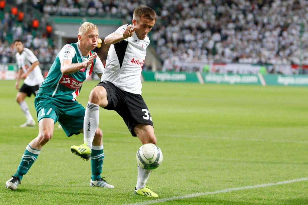 Legia Warszawa 2-1 Śląsk Wrocław - fot. Piotr Galas/wiadomosci24.pl (zdjęcie 49 z 73)
