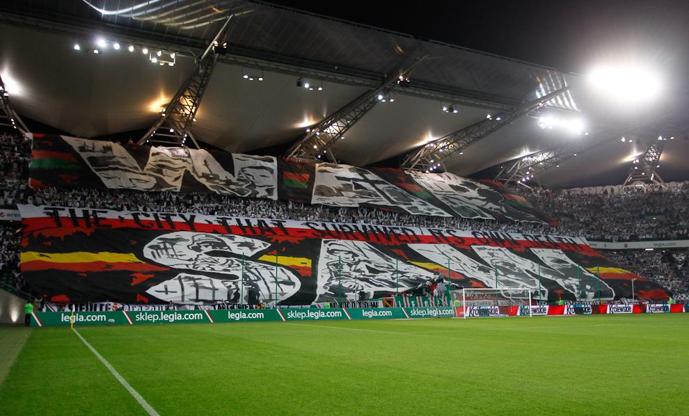 Legia Warszawa 2-1 Śląsk Wrocław - fot. Piotr Galas/wiadomosci24.pl (zdjęcie 5 z 73)