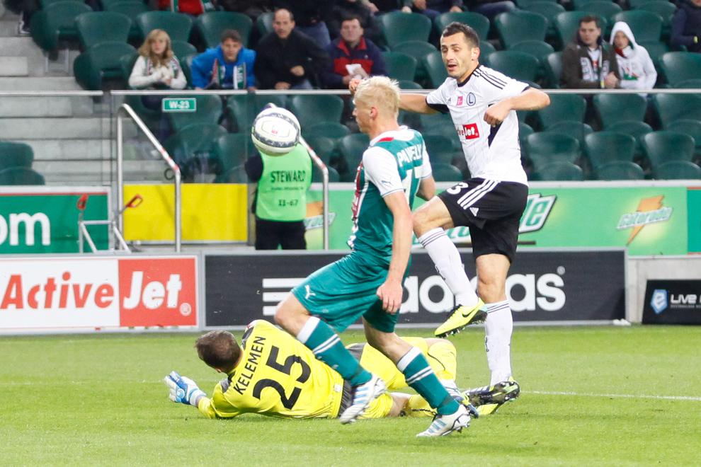 Legia Warszawa 2-1 Śląsk Wrocław - fot. Piotr Galas/wiadomosci24.pl (zdjęcie 51 z 73)