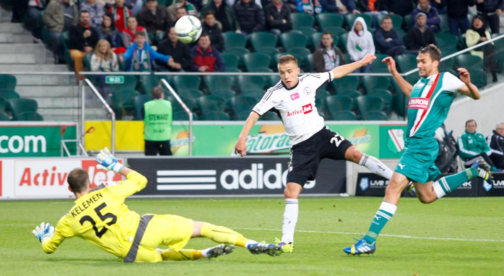 Legia Warszawa 2-1 Śląsk Wrocław - fot. Piotr Galas/wiadomosci24.pl (zdjęcie 58 z 73)