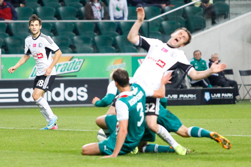 Legia Warszawa 2-1 Śląsk Wrocław - fot. Piotr Galas/wiadomosci24.pl (zdjęcie 59 z 73)