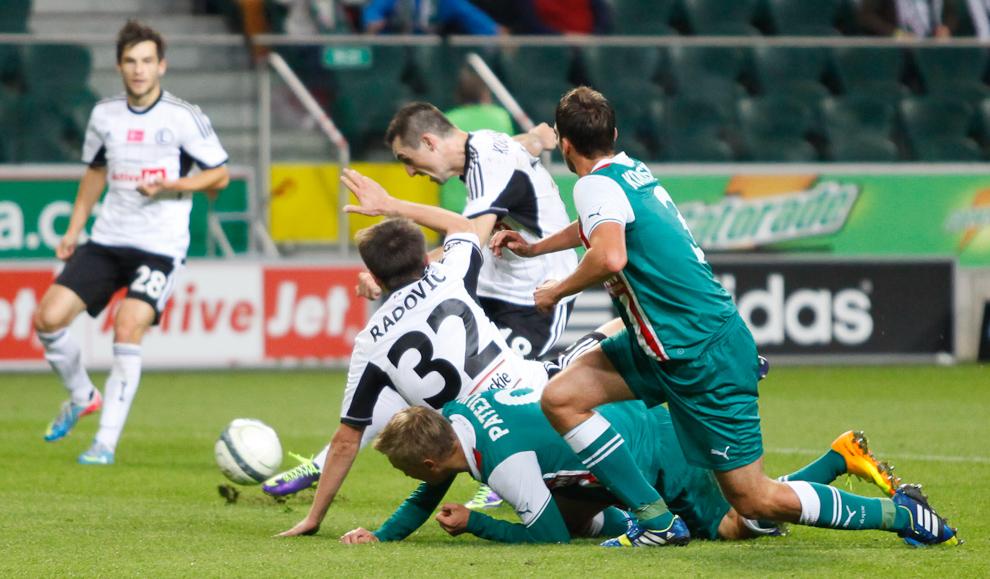 Legia Warszawa 2-1 Śląsk Wrocław - fot. Piotr Galas/wiadomosci24.pl (zdjęcie 60 z 73)