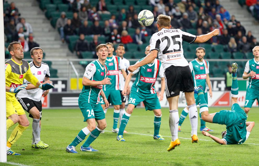 Legia Warszawa 2-1 Śląsk Wrocław - fot. Piotr Galas/wiadomosci24.pl (zdjęcie 63 z 73)