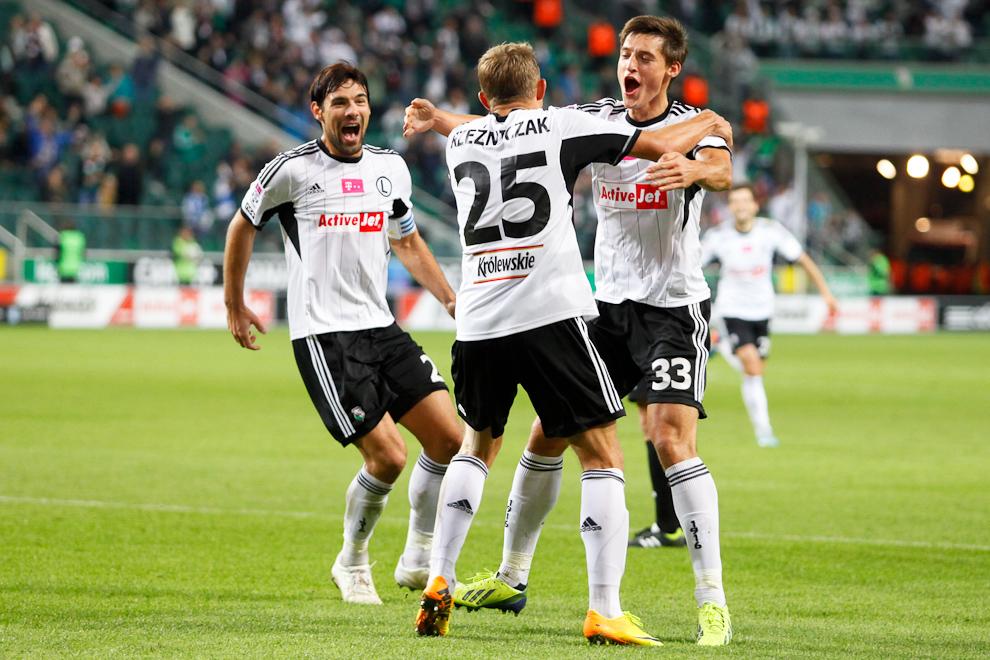 Legia Warszawa 2-1 Śląsk Wrocław - fot. Piotr Galas/wiadomosci24.pl (zdjęcie 66 z 73)