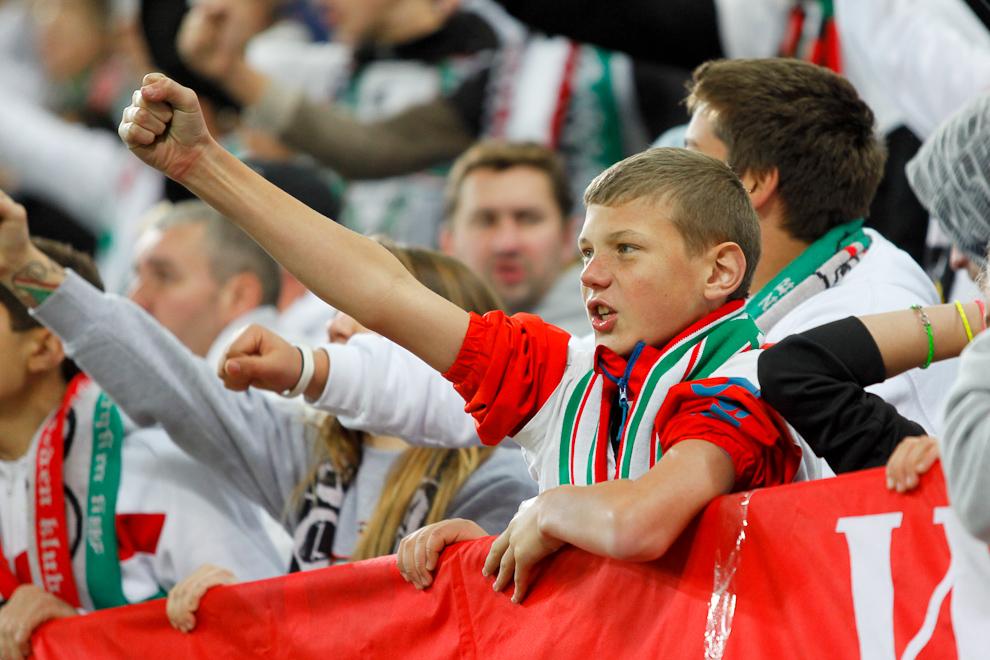 Legia Warszawa 2-1 Śląsk Wrocław - fot. Piotr Galas/wiadomosci24.pl (zdjęcie 7 z 73)
