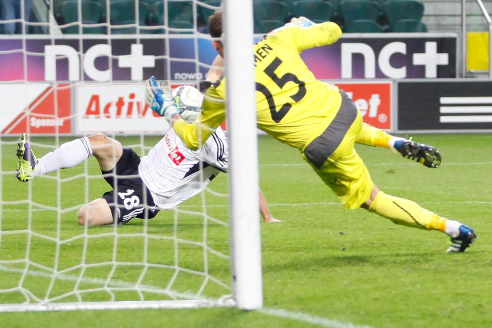 Legia Warszawa 2-1 Śląsk Wrocław - fot. Piotr Galas/wiadomosci24.pl (zdjęcie 71 z 73)