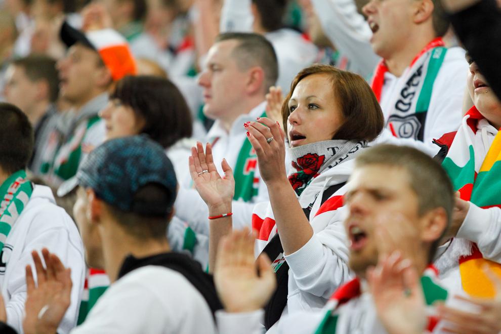 Legia Warszawa 2-1 Śląsk Wrocław - fot. Piotr Galas/wiadomosci24.pl (zdjęcie 8 z 73)