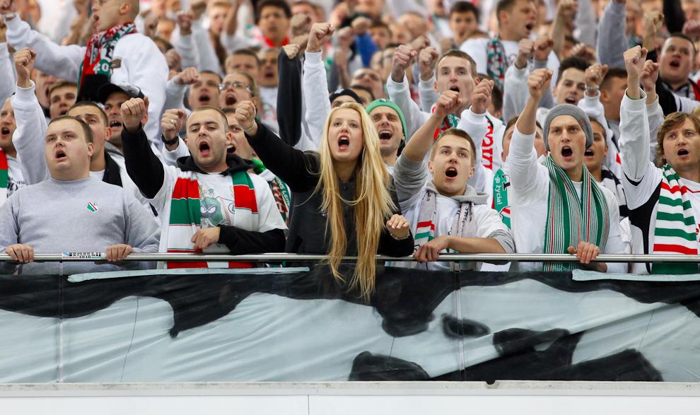 Legia Warszawa 2-1 Śląsk Wrocław - fot. Piotr Galas/wiadomosci24.pl (zdjęcie 9 z 73)