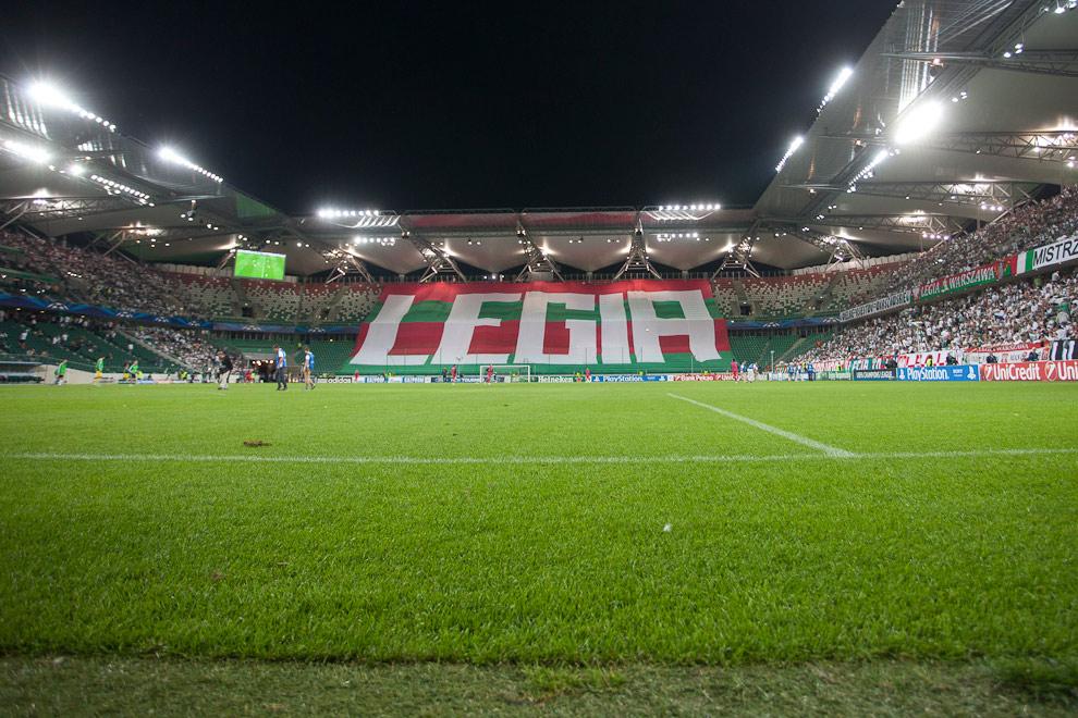 Legia Warszawa 2-2 Steaua Bukareszt - fot. Piotr Galas / Wiadomosci24.pl (zdjęcie 35 z 87)